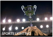 Sports Lighting :: Sabre Electrical Services Ltd